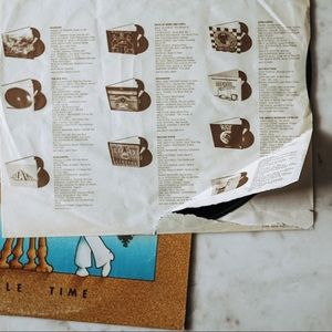 "Other - Leon Redbone ""Double Time"" Vinyl"